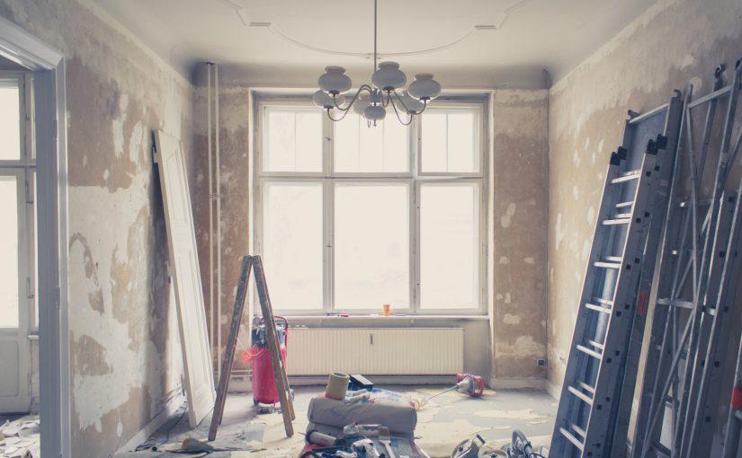 Co zrobić z meblami podczas remontu?