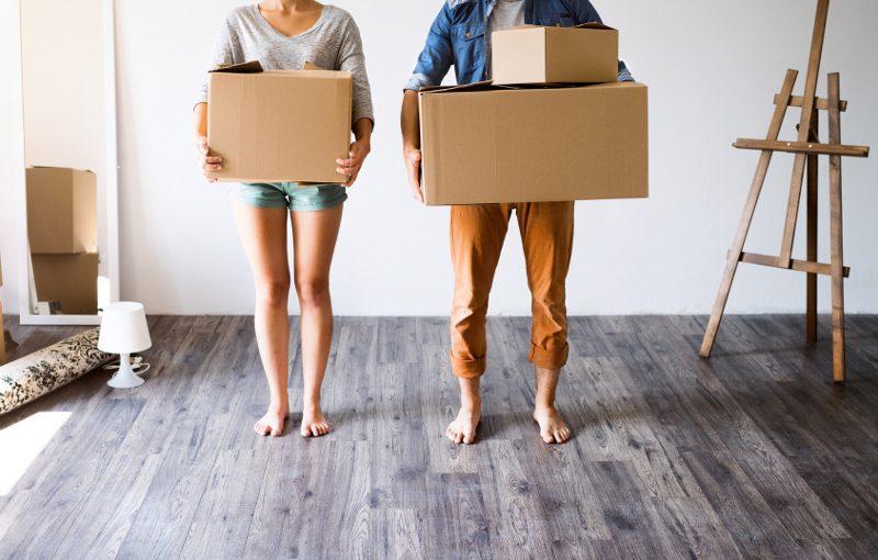 Przeprowadzka domu – jak zorganizować i nie zwariować?